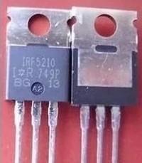 [二手拆機][含稅]原裝進口拆機 IRF5210 場效應管