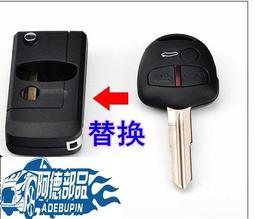 阿德部品 FORTIS改裝折疊鑰匙 (格紋款)