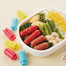 《軒恩株式會社》日本TORUNE發售 6入 熱狗 鑫鑫腸 造型壓模 模具 模型 163908