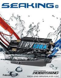 ***GT 模型***好盈海王SEAKING-130A-HV-V3 全防水無刷電變, 高壓版適用 5S - 12S 鋰聚