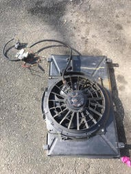 Zinger專用 改裝電動風扇
