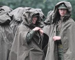 蘇聯 蘇軍  野戰多用途雨衣 潛行衣 斗篷 軍服 陸軍 狙擊手