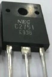 [二手拆機][含稅]C2751 2SC2751 原裝進口拆機測好拆機三極管