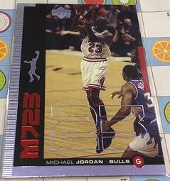 [SAMC] Michael Jordan 1998-99 Upper Deck MJ23 #M21