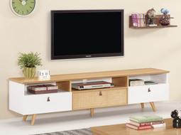威利6尺電視櫃😊暖暖屋傢俱傢飾😊