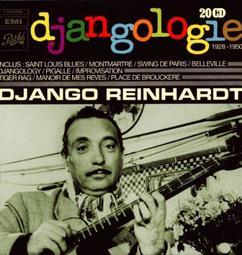 {爵士樂} Django Reinhardt / Djangologie 1928-1950 (20CD)