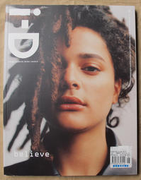 英國流行文化雜誌 i-D 冬季號 2016 : THE BIG ISSUE
