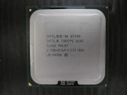 Intel Core 2 Quad Q9300 2.5GHz/6M/1333(四核心)