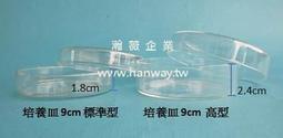 ◇ 瀚薇企業 ◇ 化學儀器專業網~ 玻璃培養皿 9cm ~ 標準型