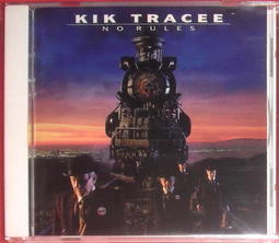 Kik Tracee / NO RULES (1991首發日盤Very Rare!!)