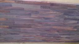 [小陳木材行] 印尼黑檀實木集成拼板/印尼黑檀實木指接拼接板(無現貨)