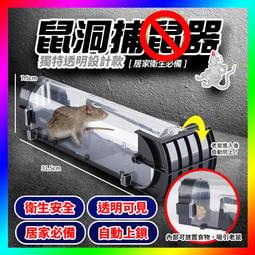 【現貨~】2入組 鼠洞式捕鼠器 滅鼠神器 全自動高靈敏踏板式捕鼠籠 捕鼠夾『JH小舖』