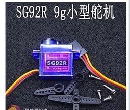 SG92R 2.5kg//4.8v 1PCS New SG92R 9g small steering gear