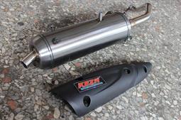 GT Super 125/GT Super 2 回壓 KEZH手工管 回壓加速管 白鐵前段《台中 光一車業》