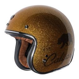 《極度風速》 美國 TORC T50 系列復古帽 紳士帽 | GRIZZLY/ Gold Sparkle 珍珠金