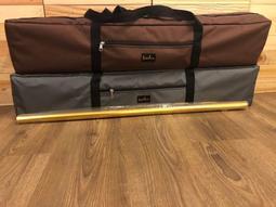 [LOWDEN露營戶外用品] LOWDEN防潑水長條型舖棉收納袋 / 長型防潑水耐磨營柱收納袋
