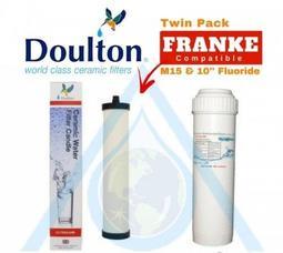 Doulton Triflow 濾芯 (Franke M15 filter可用)