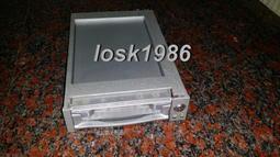 IDE 硬碟抽取盒 銀色(鋁質)