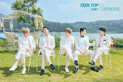 ♥ KR777 ♥ TEEN TOP [附海報隨機小卡] 迷你八輯 - TEEN TOP STORY : 8PISODE