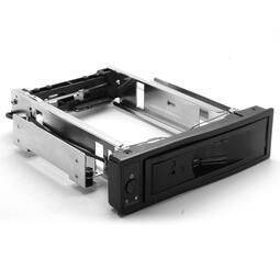 """[全新]2.5"""" 3.5"""" 硬碟盒轉5.25""""光碟槽抽取盒 SATA3 防震 熱拔插 @台南可面交@裝兩個變身NAS"""