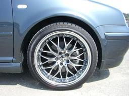 日本鍛榮舍RiH IWC SPORT RM-2深唇 VW金龜車GOLF AUDI TT S3 18吋5x100鋁圈輪圈組