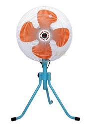【媽寶】皇銘18吋超強風250W 220V 擺頭工業立扇 涼風扇 電扇 電風扇 工業立扇 台灣製 A-18140(2)