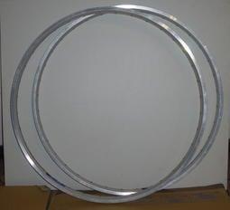◎法國rigida輪圈(ZAC 19)700C─老鋼管適用