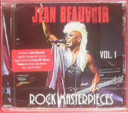 Jean Beauvoir / Rock Masterpieces Vol.1 (全新歐版 )