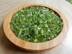 【2075水晶礦石】橄欖石碎石(大)(100克)