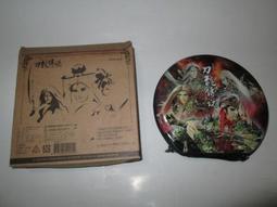 霹靂DVD收納盒 20入 刀龍傳說 (不含DVD片影片光碟片) 有LED燈