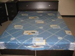 【悍馬硬式床墊】(改正二線)(2.3mm)升級版緹花布3.5尺單人床墊每片特價2699元送桃園市免運