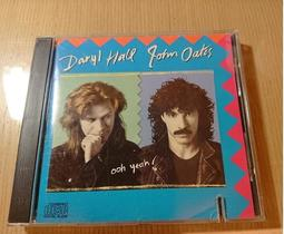 DARYL HALL &JOHN OATES /ooh yeah!