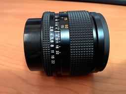 #降價出清-CONTAX T* 85/2.8 Sonnar C/Y接環