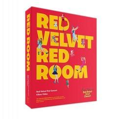 ♥ KR777 ♥ Red Velvet [附明信片信紙]- 1st concert Red Room Kihno