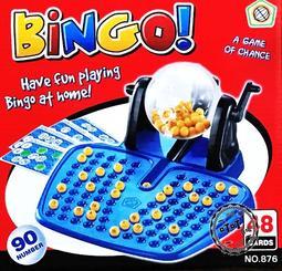 ♈叮叮♈ 樂透機 90球 48卡 搖獎機 益智賓果機 開獎機 手動Bingo 彩票機 抽獎機 聖誕節 禮物 玩具 兒童