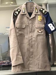 印尼交通警察全新制服(身材M-L)可用