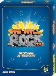 免運送牌套 (海山桌遊城) 搖滾節奏 We Will Rock You