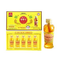 金蔘-韓國高麗人蔘精華液禮盒(120ml*5瓶,共1盒)