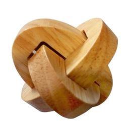 圓通 孔明鎖 節日 班級比賽 聚會 益智玩具 老人 成人 兒童 創意 益智 木質玩具 積木解鎖 鍛煉 空間 思維能力