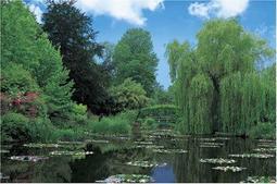 Jigsaw Gallery.日本正版拼圖.【庭園風景】1500片絕版拼圖,15-505