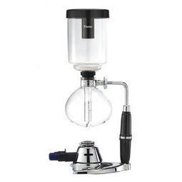 【禾咖啡】下殺賠錢TIAMO TCA-3B煮咖啡器 3人份 附瓦斯爐 SGS合格