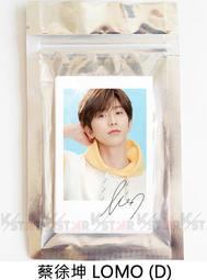【K-Star】新款💖NINE PERCENT 蔡徐坤 LOMO相片組(D) 一組20張 張張不同 小卡  青春有你
