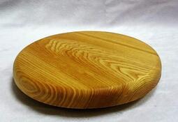 [享想] 360度實木轉盤 展示盤 檜木旋轉盤 珠寶 古董 花瓶 工藝品 底座 商品展示 陶藝 模型 公仔 插花 轉盤
