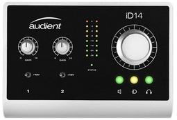 Audient iD14 10in/4out USB 錄音介面 總代理 公司貨 一年保固