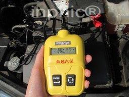 EZBUY-汽車蓄電池電瓶檢測儀 電瓶電量檢測汽車電壓內阻冷啟動電流