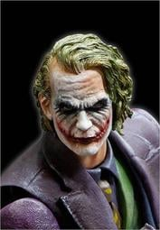 胡鬧#Play Arts改 DC小丑電影版 非阿卡漢 蝙蝠俠 反派