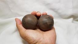 安安台灣檜木--acd功夫球養生按摩黑檀木球功夫球貢球 貢珠一顆450