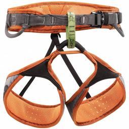 【CME Outlet】全新登山、攀岩專用 Petzl Sama 安全吊帶,L號