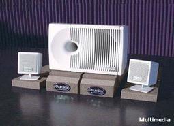 美國進口 Auralex MoPad 監聽喇叭 監聽喇叭 隔離墊  書架型喇叭 必備 墊材 內含8片 可自由調整角度