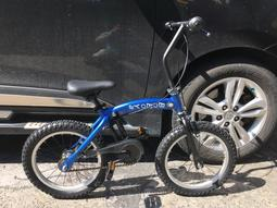 台灣製16吋兒童腳踏車 BOBOYA多功能滑步車 多合一滑步車 可變身平衡車變形腳踏車